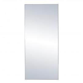 PALACE - spiegel - ijzer / spiegelglas - L 80 x W 3 x H 198 cm