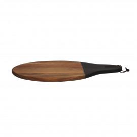 DROP - snijplank - acacia hout -  M - 45x55x1,5 cm