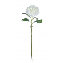 HYDRANGEA - hydrangea - synthétique - H 85 cm - blanc