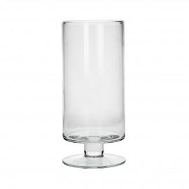 TARA - Vaas - Glas - clear - L - h 28 x Ø 12 cm