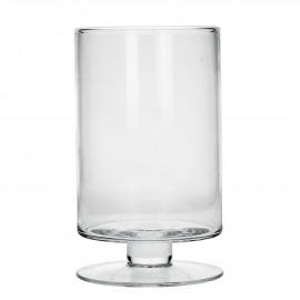 TARA - Vaas - Glas - clear - XL - h 34 x Ø 20 cm