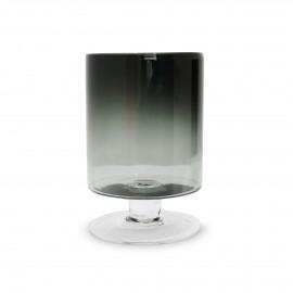 TARA - Vaas - Glas - smoke - M -  h 23 x Ø 15 cm