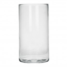 AMARA - Vaas - Glas - h 32 x Ø 16 cm