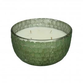 HONEY - metaal - DIA 18 x H 10 cm - groen