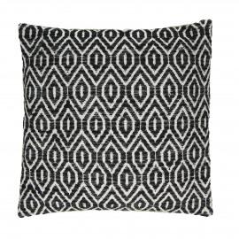 SILVER - cushion - cotton - L 45 x W 45 cm