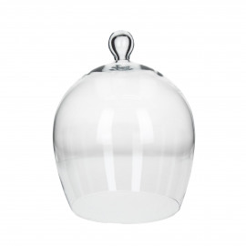 ZJEF  - cover - glass - DIA 22/26 x H 36 cm - Clear