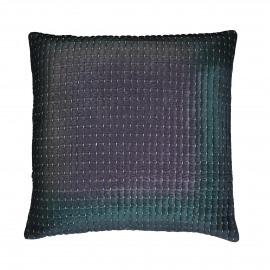 STIEN - kussen - katoen - paars - 45x45 cm