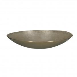 CABEB  - échelle déco - métal - DIA 60 x H 11 cm - Or