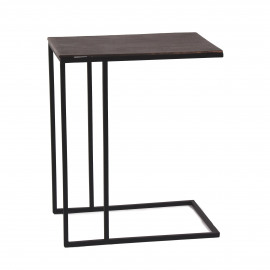 CABEB - coffee table - metal - L 45 x B 31 x H 54 cm - copper
