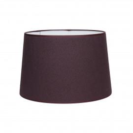 LIVIGNO - lampenkap - paars - E27 - Ø35x30x23 cm