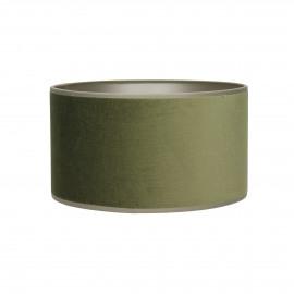 LOU - lampenkap -  - DIA 25 x H 14 cm - groen