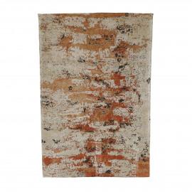 RUUST - tapijt - katoen - L 240 x W 160 cm - mix van kleuren