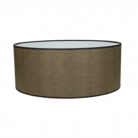 ANIMA - lamp shade - beige - E27 - Ø45x18 cm
