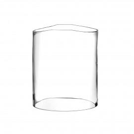 M -  - DIA 25 x H 30 cm - Clear