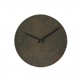 JUDE - horloge - aluminium - DIA 38 x W 2 cm - brass