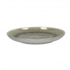 BIG BANG - dinner plate - stoneware - DIA 26,5 cm - beige