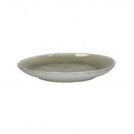 BIG BANG - dessert bord - stoneware - DIA 22 cm - Beige