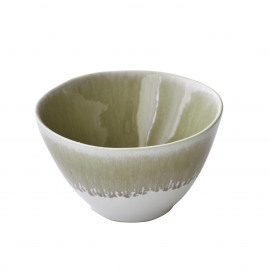 BIG BANG - kom - stoneware - beige - Ø15x9 cm