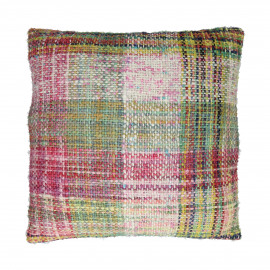 MAURO - cushion - cotton - L 45 x W 45 cm - multicolor