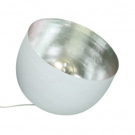 LUMINO - table lamp - metal - DIA 36 X H 32,5 cm - white