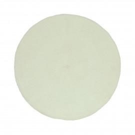 KOLORI - placemat - papier - DIA 38 cm - wit