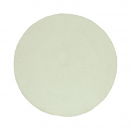 KOLORI - set de table - papier - DIA 38 cm - blanc