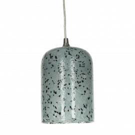 SPICKLE - hanging lamp - glass - DIA 16,5 x H 22 cm - Mix of colours