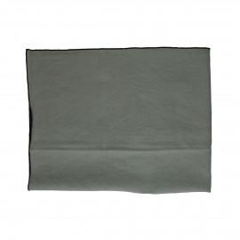 METISSE - tafelkleed - linnen / katoen - L 170 x W 170 cm - grijs