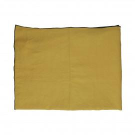 METISSE - tafelkleed - linnen / katoen - L 250 x W 170 cm - safraan