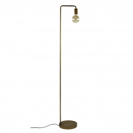 JAY - floor lamp - metal - L 25 x W 25 x H 150 cm - gold