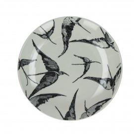 ENVOL - Dessert bord - porselein - Ø22 cm - Wit