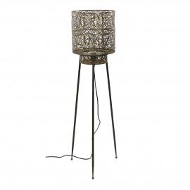 DECO - lampadaire - métal - L 42,5 x W 37,5 x 110 cm