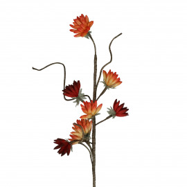 IZAIA - artifical flower - synthetics - DIA 10 x H 55 cm