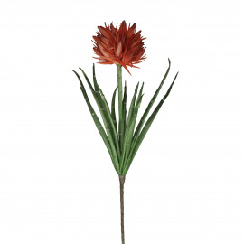 artificial flower -  - DIA 15 x H 74 cm