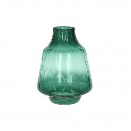 QUINTA - vase - glass - DIA 19 x H 26 cm