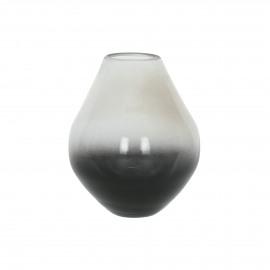 GHINCHO - vase - glass - DIA 12 x H 14,5 cm