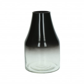 GHINCHO - vase - glass - DIA 14 x H 22,5 cm