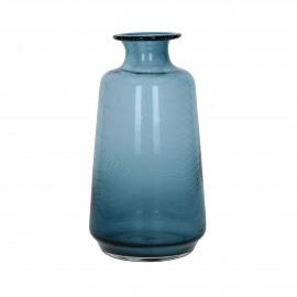 SALSA - vase - verre - DIA 14 x H 25 cm