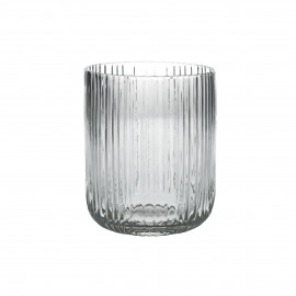 CANISE - drinkbeker - glas - DIA 7,5 x H 9 cm - transparant
