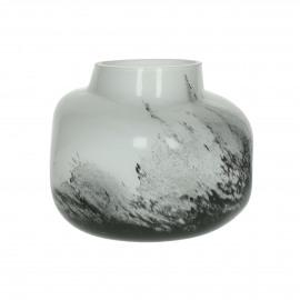 TANGO - vase - glass - DIA 23 x H 20 cm