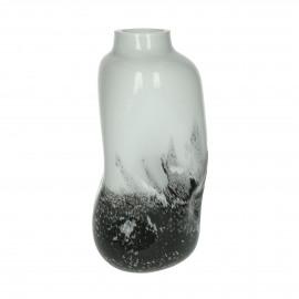 TANGO - vaas - glas - DIA 19 x H 38 cm