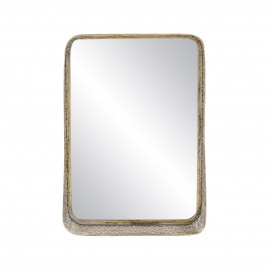 FILOU - spiegel - metaal / spiegelglas - L 36 x W 14 x H 51 cm - goud