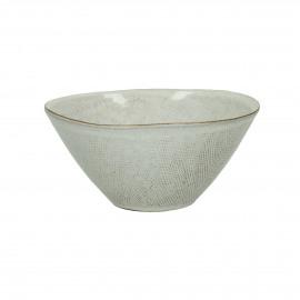FANNY - kom - aardewerk - DIA 17 x H 8 cm