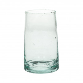 MIRA - long drink glass - glass - L 6 x W 6 x H 12 cm - clear