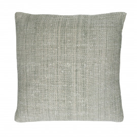 SHIKHA - cushion - linen / viscose - L 45 x W 45 cm - natural