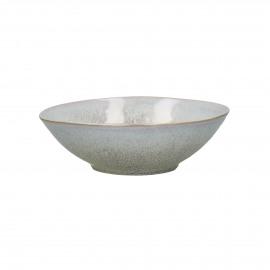 FLOCON - soup bowl - stoneware - DIA 18,5 x H 5,5 cm - taupe