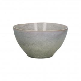 FLOCON - bowl - stoneware - DIA 14 x H 8 cm - taupe