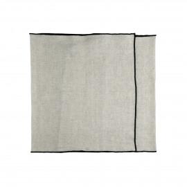 CHAMBRAY - set/2 sets de table - lin / coton - L 150 x H 40 cm - naturel