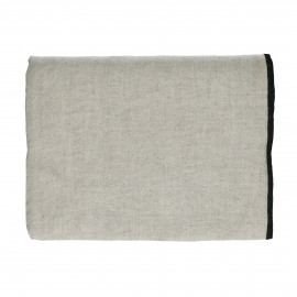 CHAMBRAY - tablecloth - linen / cotton - L 250 x W 150 cm - natural