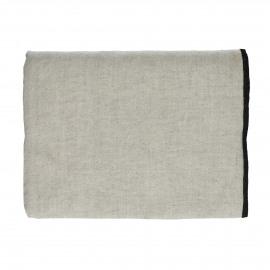 CHAMBRAY - tafelkleed - linnen / katoen - L 250 x W 150 cm - naturel